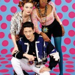 Vintage S'Express photo with Mark Moore, Linda Love & Chilo!