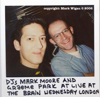 Mark Moore & Graeme Park