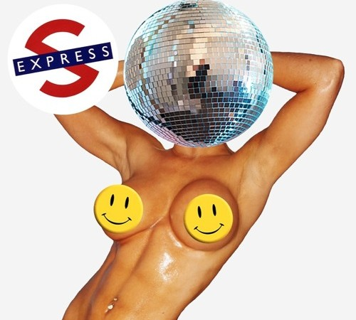 Chris & Cosey Remix of S'Express - 'Lollypop
