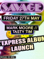S'Express Album Launch PArty